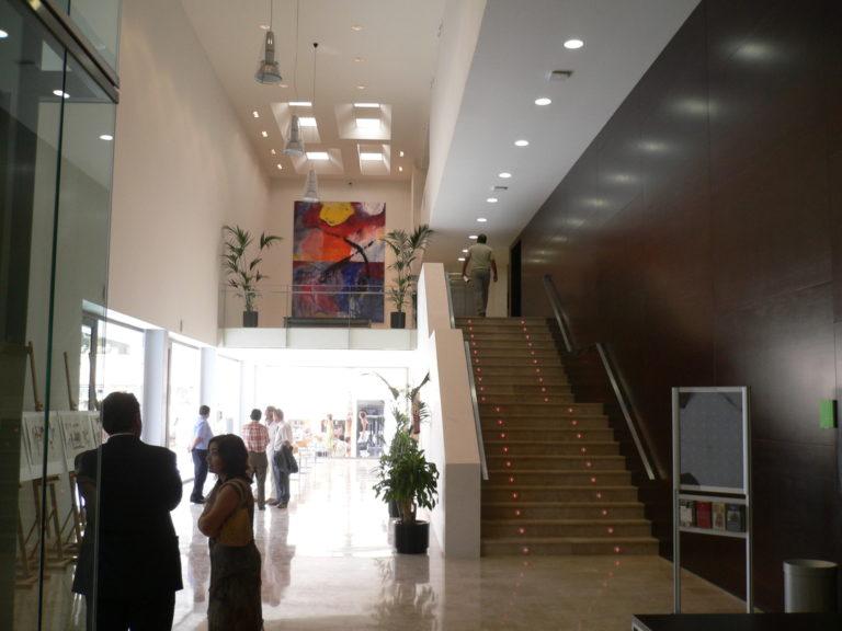 ventilación centro cultural
