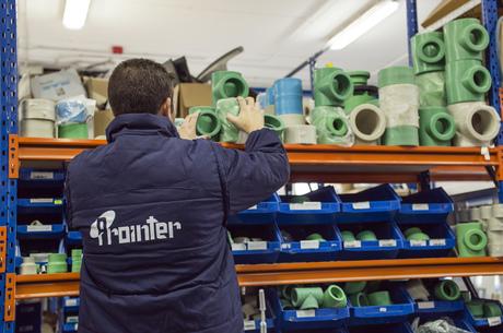 Servicio de mantenimiento de prointer