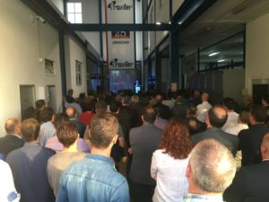 Prointer reúne a proveedores y empleados por su aniversario