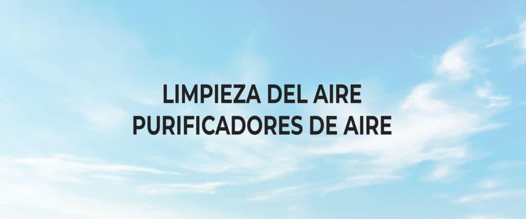 PURIFICADORES-AIRE