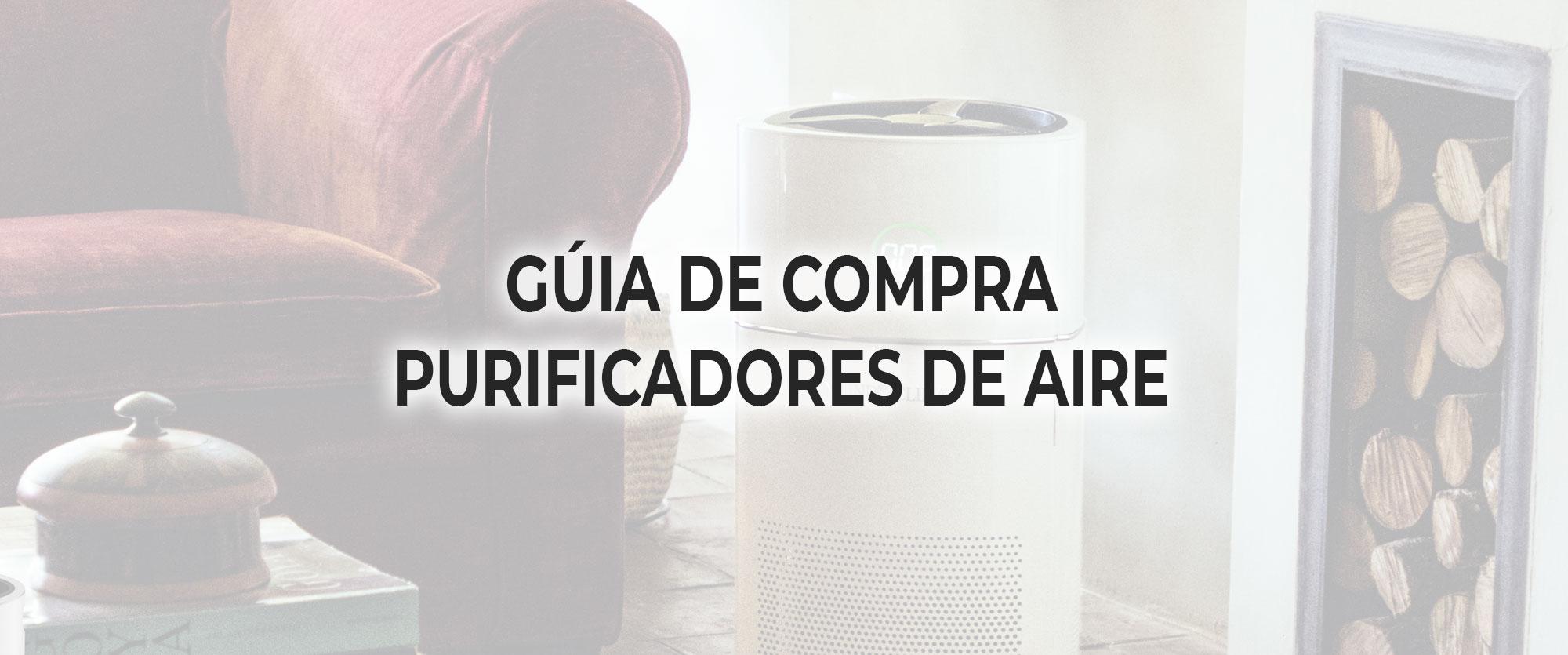 Cómo elegir el modelo de purificador de aire adecuado, guía de compra