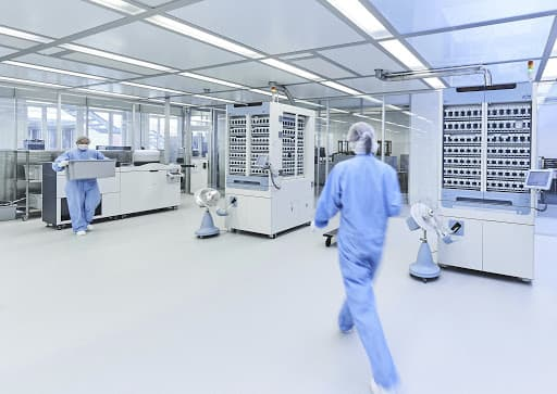 salas blancas industria farmaceutica
