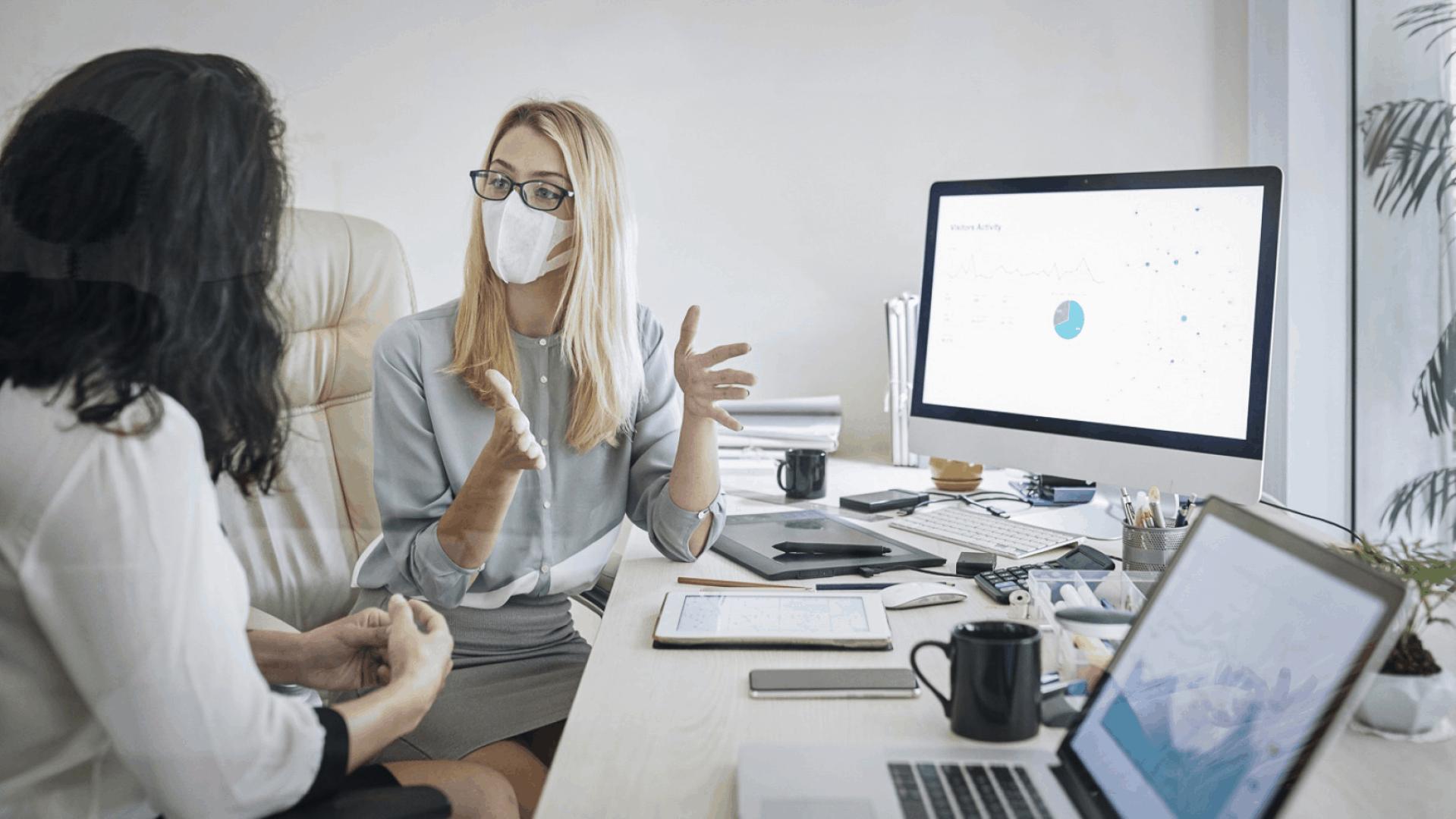 ventilacion espacios trabajo
